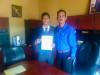 Proclama entregada en Tepetongo, Zacatecas