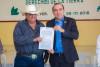 Autoridades emiten proclama en El Espinal Veracruz