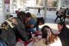 Estudiantes se unen a la 12 Maratón de Donación de Sangre en Cataluña
