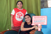 Activistas de San Salvador participan de la 12 Maratón de Donación de Sangre