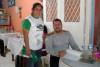 Firma de proclama por el alcalde de Cartagena del Chairá (Caquetá)
