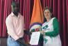 Entrega de la resolución pública 017 de Nueva Segovia de San Esteban de Caloto, Cauca