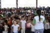 """Masiva asistencia y participación de estudiantes en  la Unidad Educativa """"Emilio Campos Pedriel"""""""
