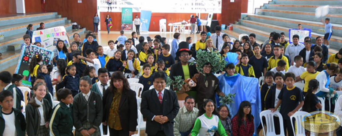 Participación en evento.