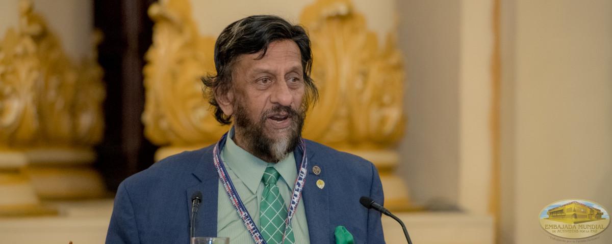 Dr. Rajendra Pachauri