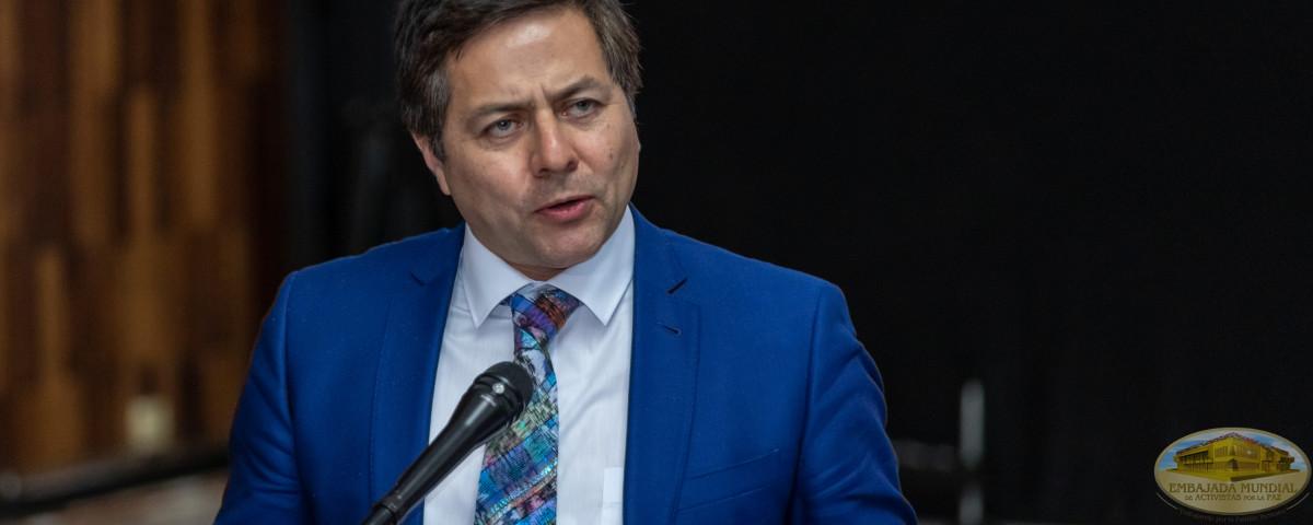Excmo. Daniel Guevara Cortés