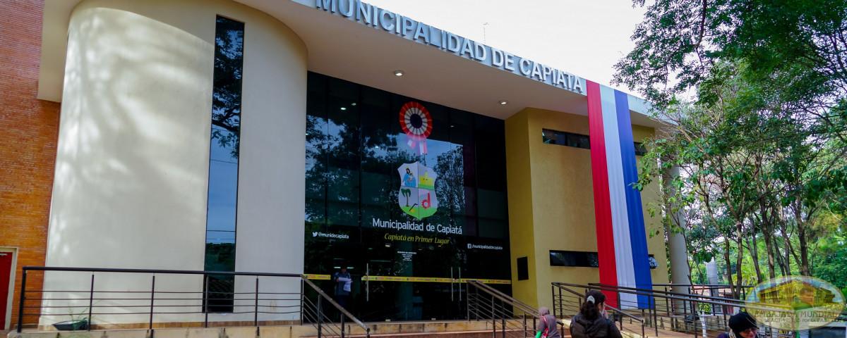 municipalidad Capiatá