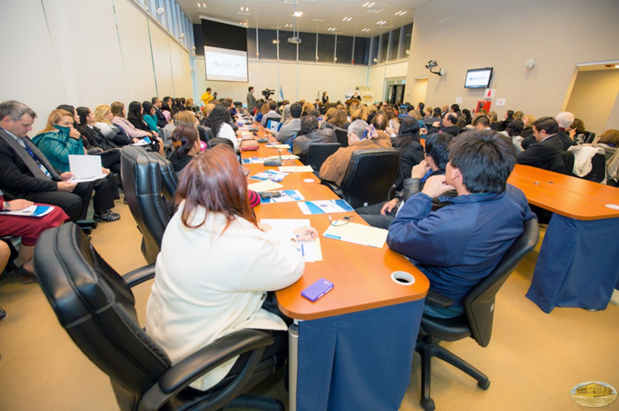 III International seminar of ALIUP in Argentina promotes teacher training for a culture of peace