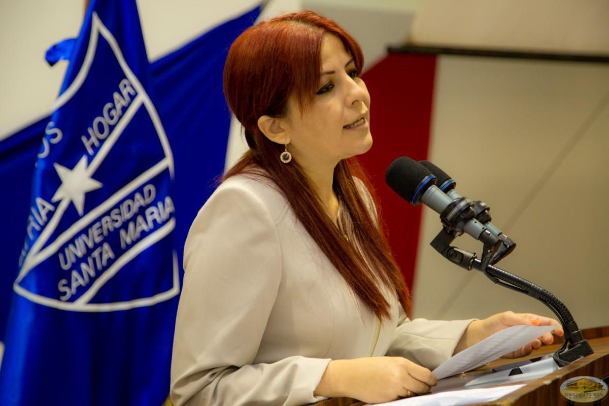 Desafíos de la Educación Superior en el Desarrollo Humano y la Sociedad - Lcda. Gabriela Lara