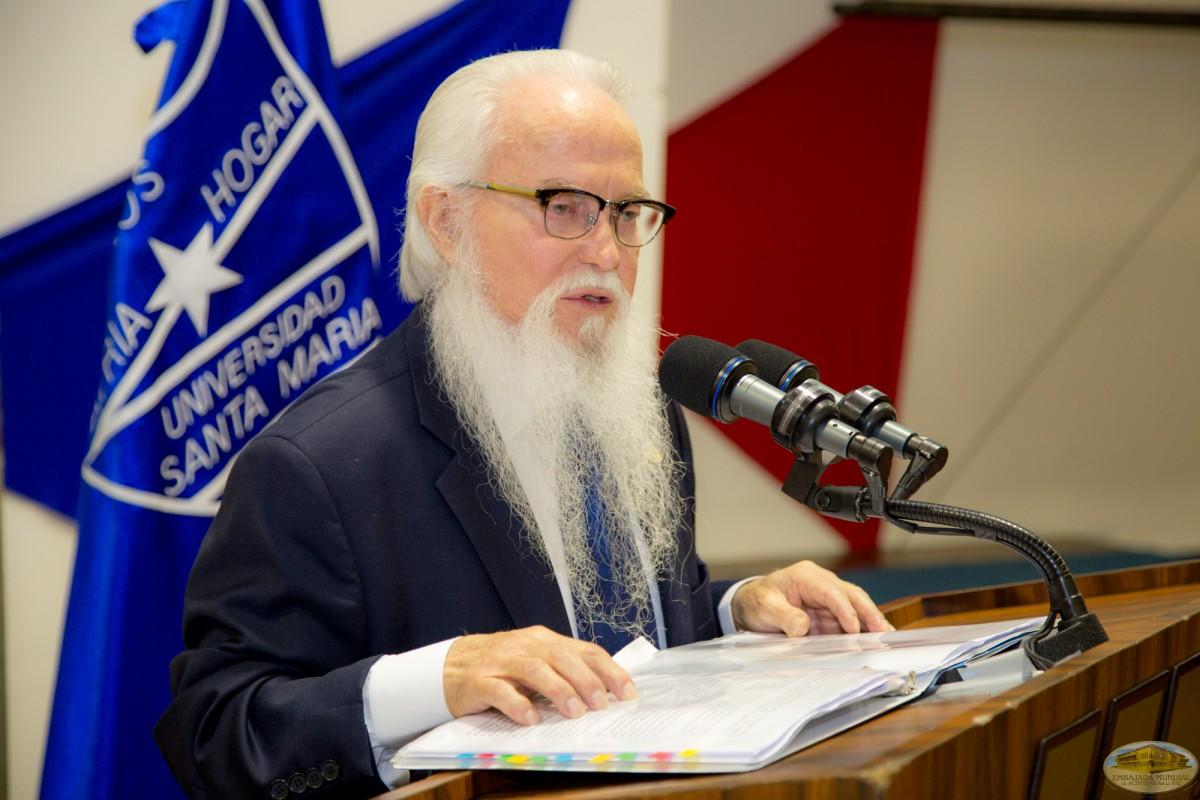 Dr. William Soto | IV Seminario Internacional de la ALIUP.