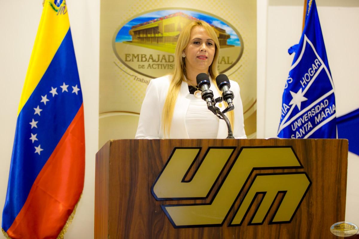 La importancia de la educación en los derechos humanos - Senadora Blanca Fonseca