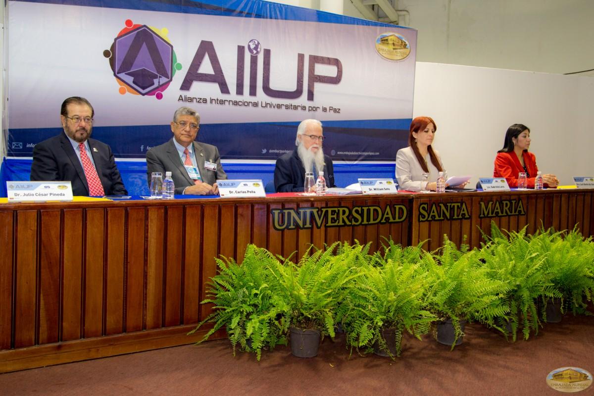 SESIÓN DE PREGUNTAS Y RESPUESTAS - IV SEMINARIO INTERNACIONAL ALIUP