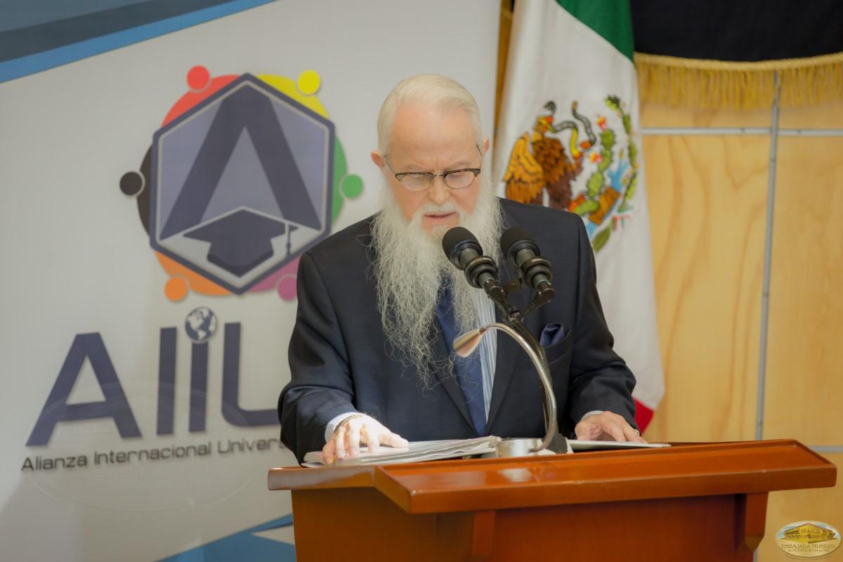Dr. William Soto | La Contribución de la Cátedra para la Paz en el proceso Formativo del Ser Humano.