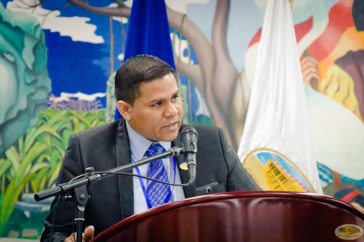 Saul Barralaga   IV Seminario Internacional de la ALIUP - Tegucigalpa, Honduras