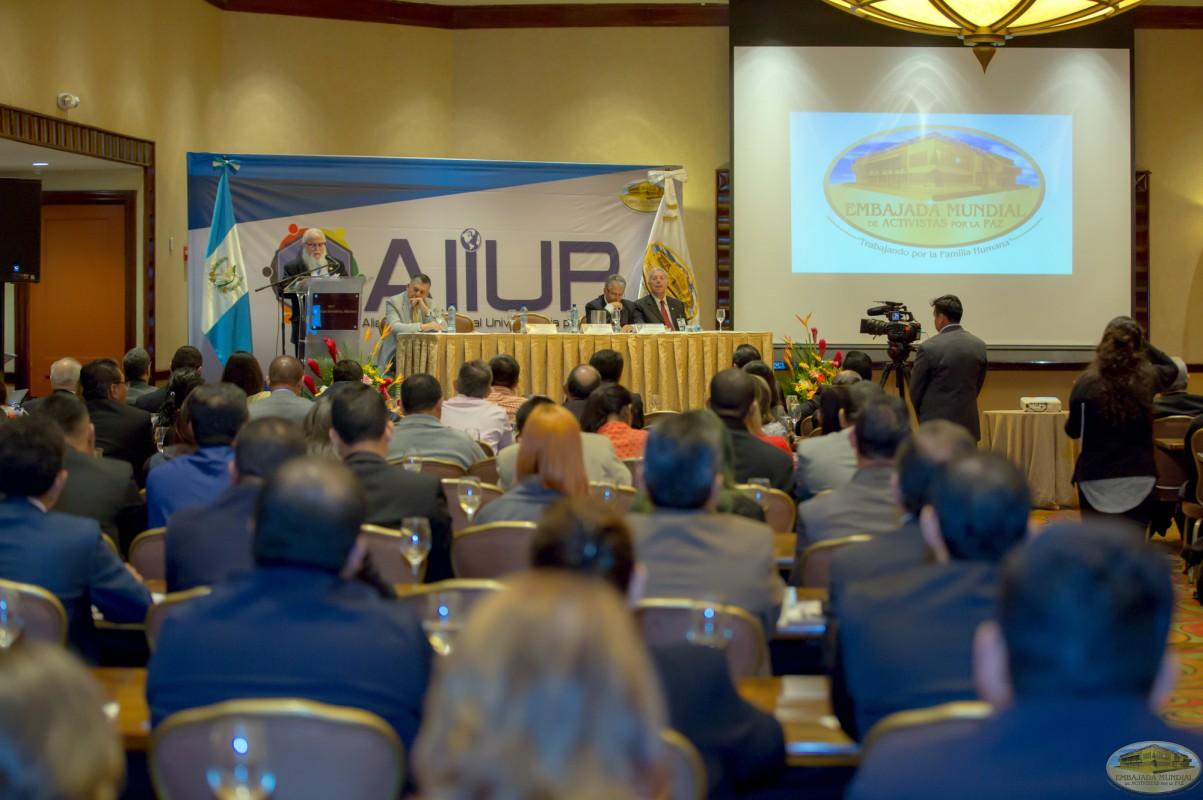 Academics converge at the 9th International Seminar of the ALIUP in Guatemala