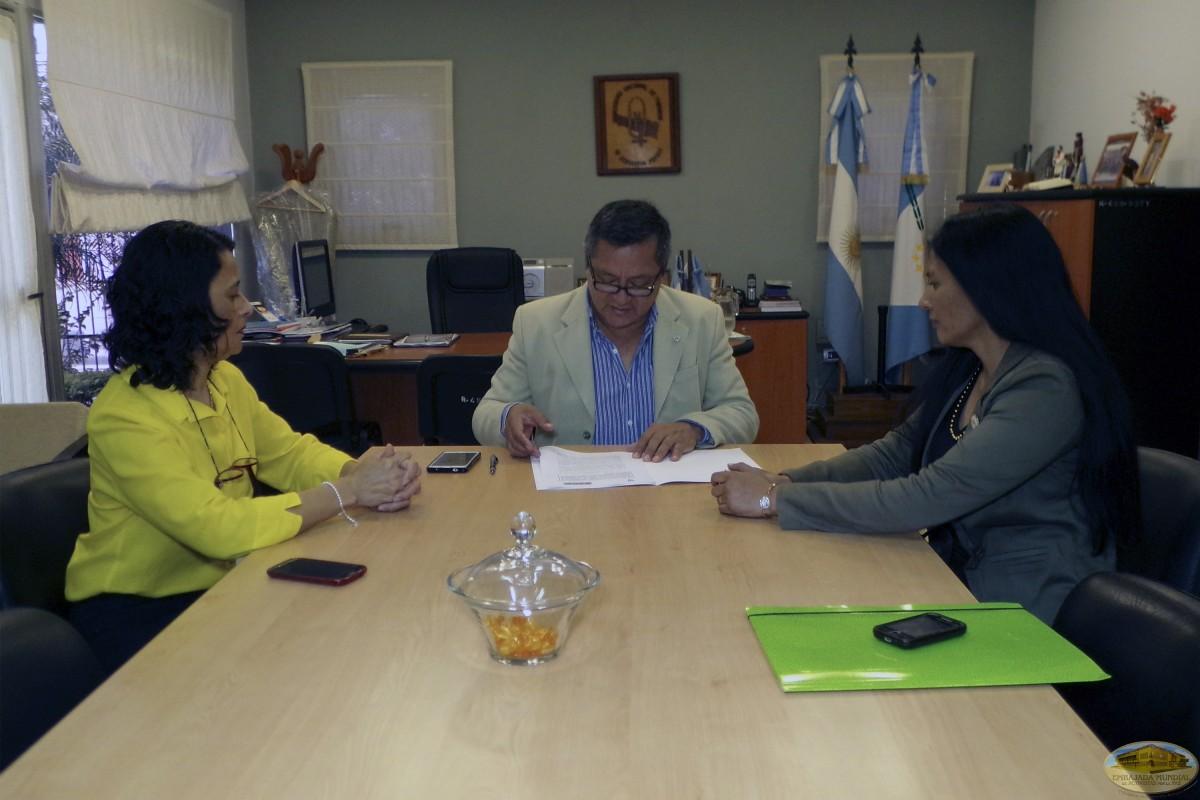 Universidad Nacional de Formosa se incorpora a la ALIUP