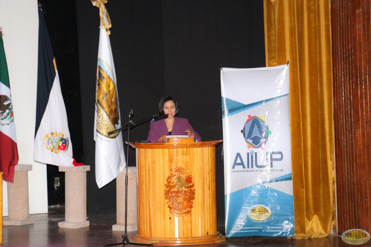 La EMAP firma convenio por una educación en valores para la paz
