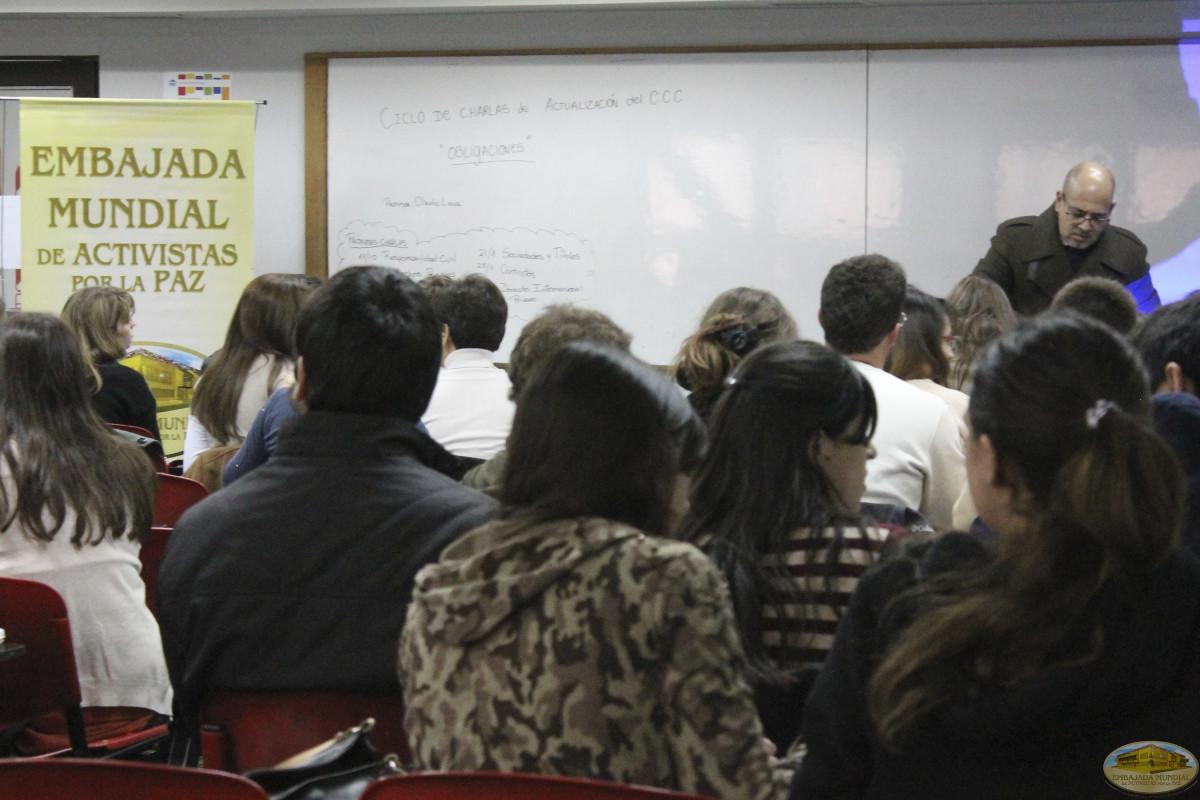 La ALIUP apoya a la Universidad Aconcagua en foro judicial