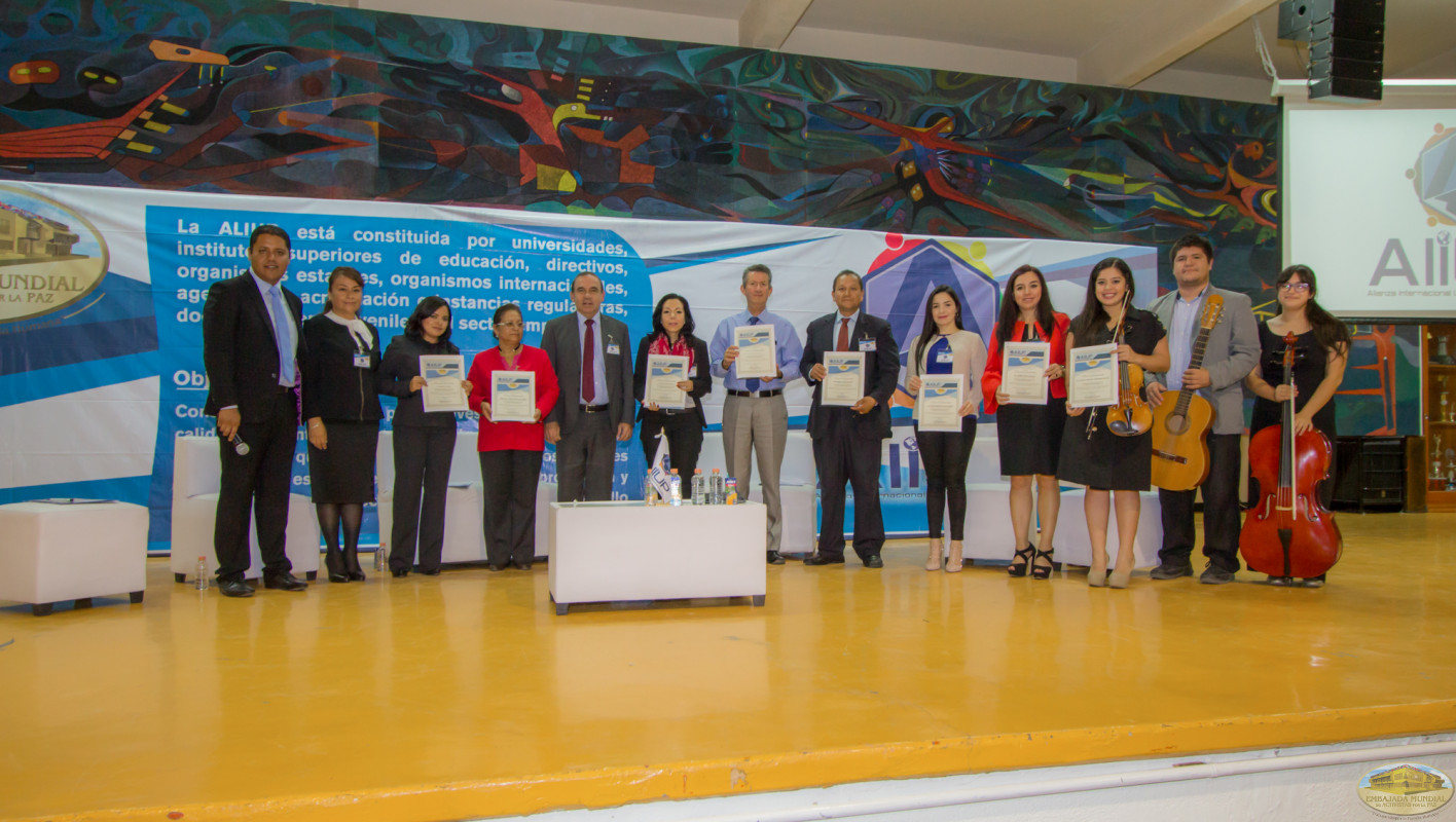Seminar in Mexico promotes the application of the Chair for Peace