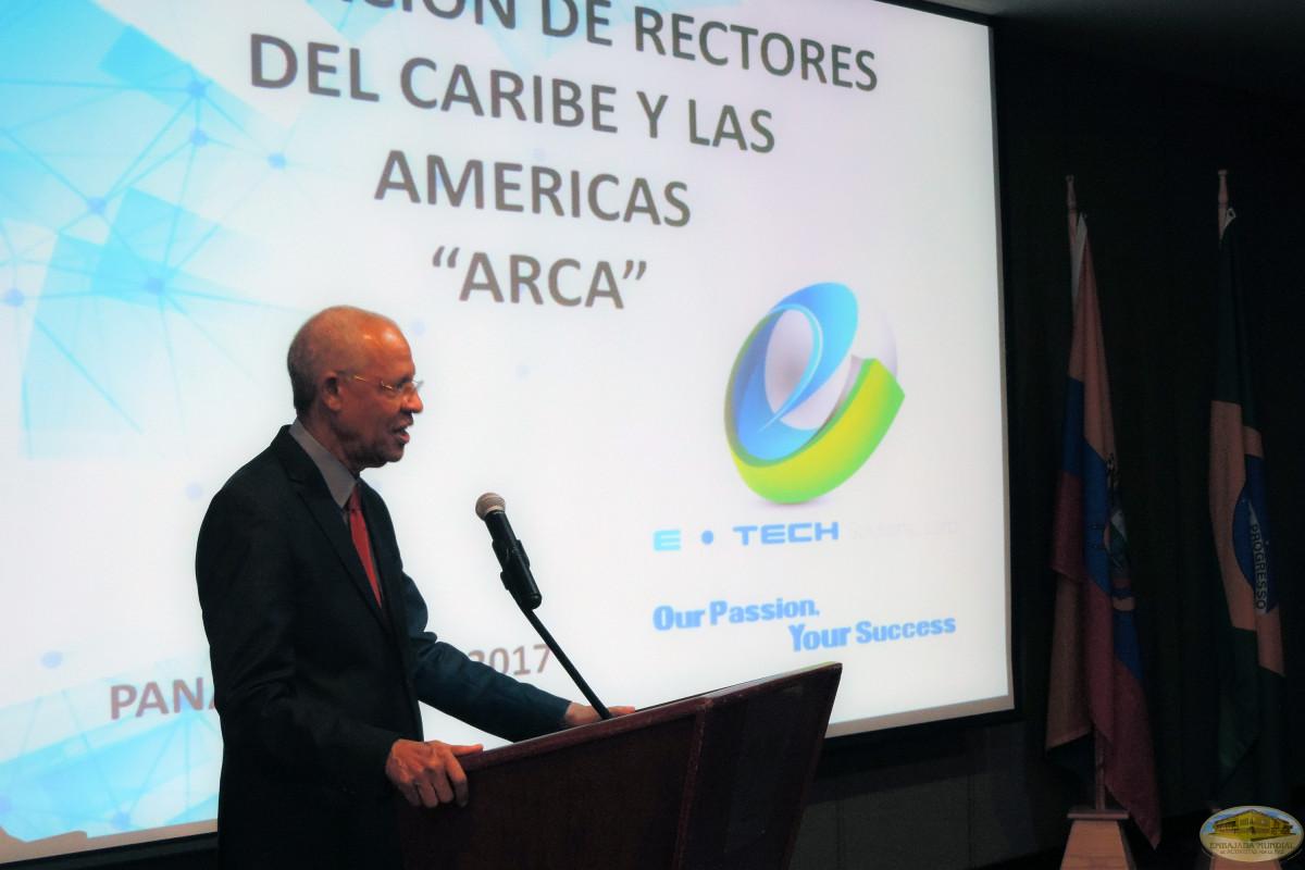 """La EMAP asistió a la """"Reunión de líderes de la Educación Superior del Continente Americano"""""""