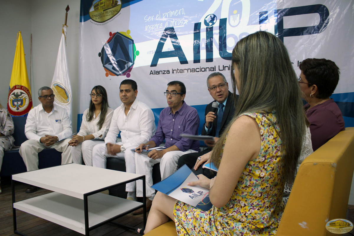 University proposals for post-conflict management in Colombia