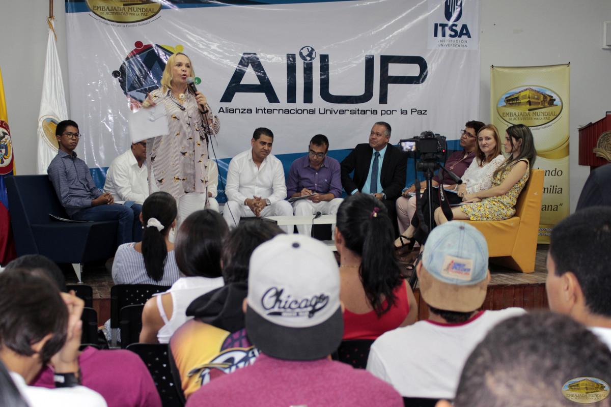 II Seminario Regional de la ALIUP se desarrolló en Barranquilla