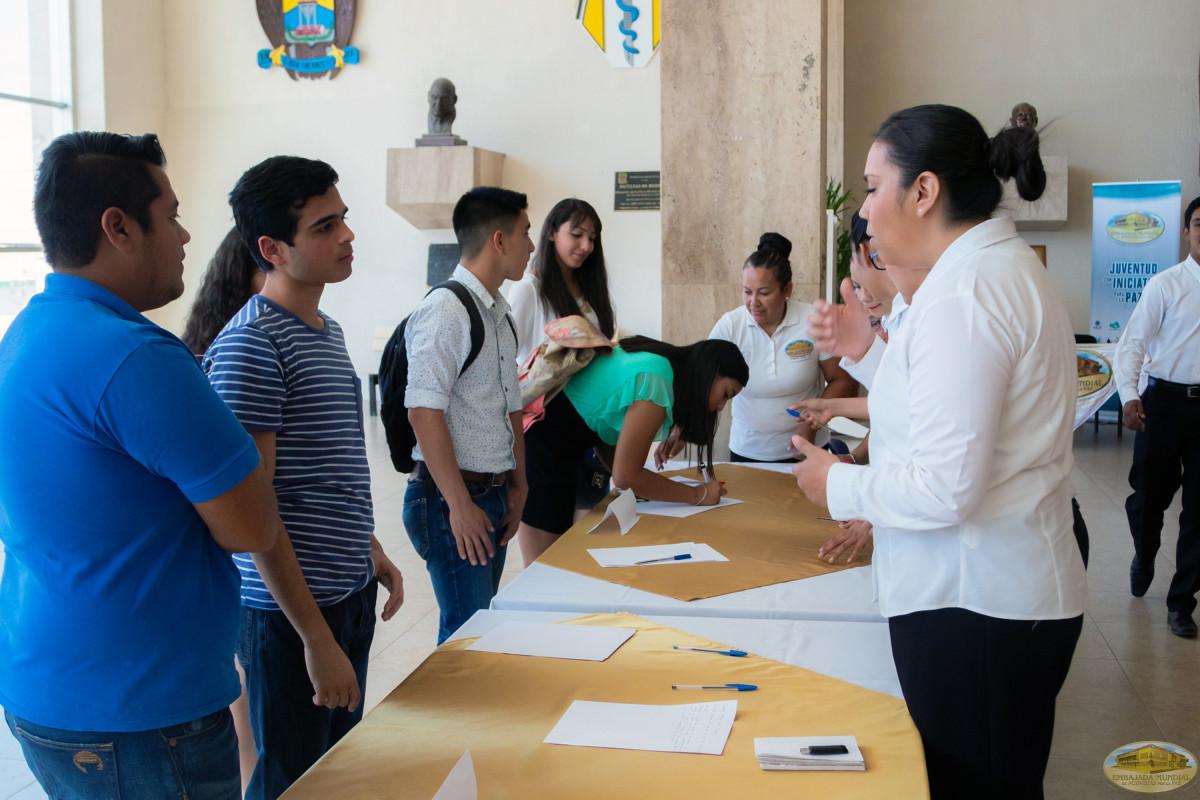 México: 450 personas asisten a Encuentro Regional de Líderes Juveniles