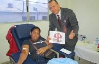 Panamá 2nd Blood Drive