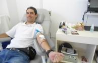 Brazil 2nd Blood Drive