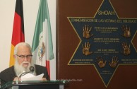"""""""Huellas para no olvidar"""" presente en la Embajada de Alemania en México"""