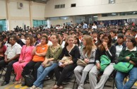 Forum Educating to Remember in Tizayuca, México