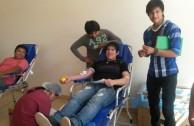 Bolivia 3rd Blood Drive
