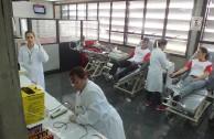 Brazil 3rd Blood Drive