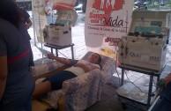 3rd International Blood Donation Marathon in Venezuela