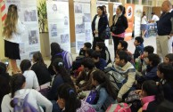 "Forums ""Educating to Remember"", in Resistencia, Chaco, Argentina"