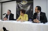"""Forum """"Educating to Remember"""" in ISAE UNIVERSIDAD, Panama"""