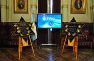 Posthumous Tribute to Ceslada Eisen de Keselman, Argentina