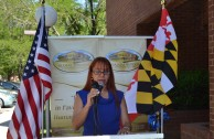 Global Embassy of Activists for Peace opens their office in Maryland, United States