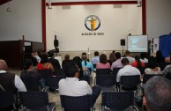"City Hall of David in Panama receives ""Traces to Remember"""