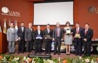 Foro Judicial en UANL Monterrey, México