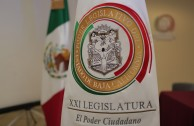 """""""Traces to Remember"""" plaque is revealed in the legislative branch facilities in Mexico"""