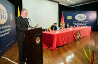"International Judicial Forums: ""New Proposals for the Prevention and Punishment of the Crime of Genocide"" in Colombia - Evening Lectures"