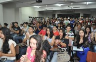 En Pedro Juan Caballero, Paraguay, se presentan los Foros Educativos sobre El Holocausto