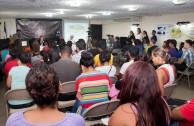 Forum in Nicaragua