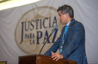 Primera Mesa del II Foro Judicial Internacional