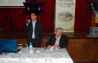"""The Province of Corrientes in Argentina commemorated """"Kristallnacht"""""""