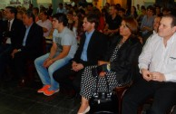 "The Province of Corrientes in Argentina commemorated ""Kristallnacht"""