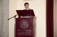 """Presentación """"Huellas para no Olvidar"""" en el Congreso del Estado de Veracruz, México"""
