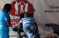 4th Blood Drive Marathon in Guatemala