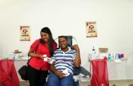 4th Blood Drive Marathon in Dominican Republic